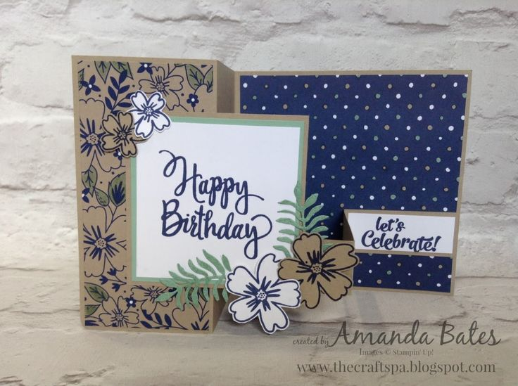 1000 Ideas About Card Tutorials On Pinterest Stampin Up
