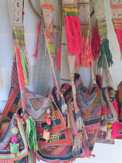 tribal • bohemian • textile • hippie • shoulder bags from gypsy river.com.au • bohemian hippie style • riawati