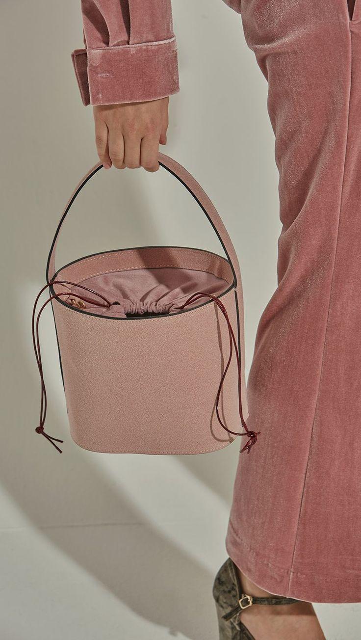 SEED BUCKET BAG // LOÉIL FW16