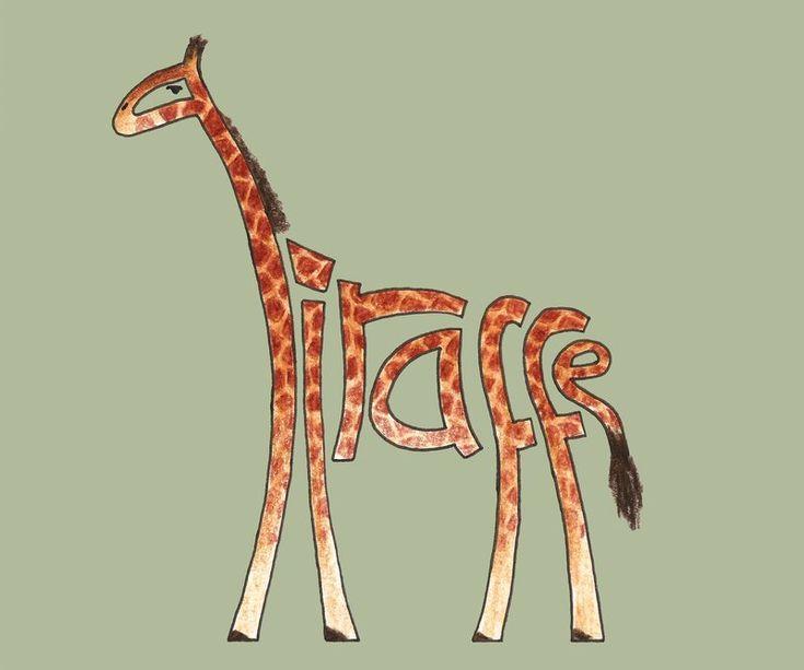 giraffe by myp55 http://kelliroos.deviantart.com/art/The-Giraffe-6466127