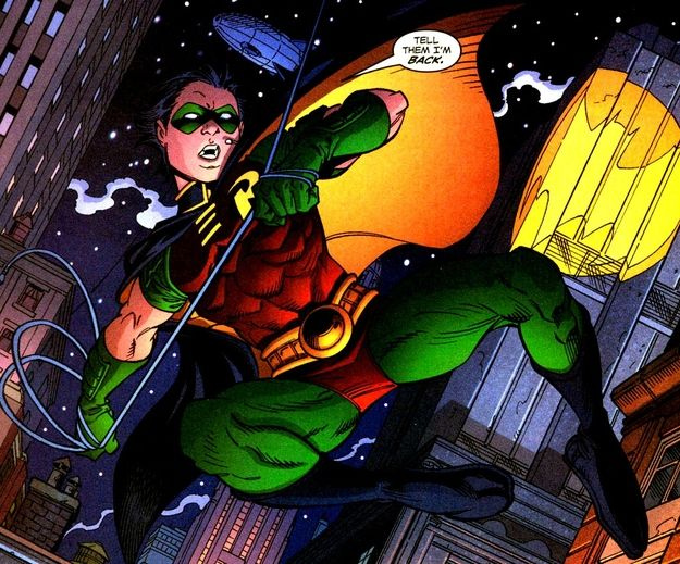 Tim Drake Robin | Size of this preview: 578 × 480 pixels