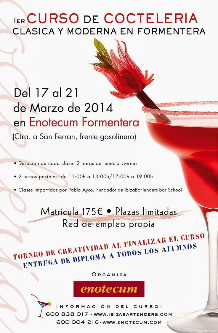 Cocktails in Ibiza: Ibizabartenders desde 2004. Alta Coctelería.: HISTORICO 1ER CURSO DE COCTELERIA EN FORMENTERA..I...