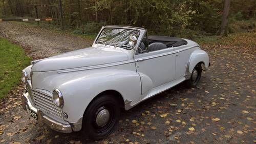 Peugeot 203 Cabriolet (1955)