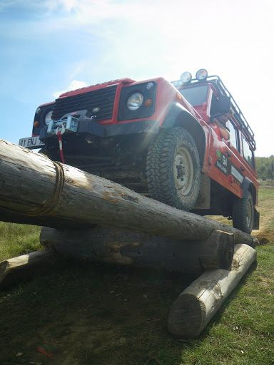 Recommended Photos of Land Rover G4 Challenge 2008