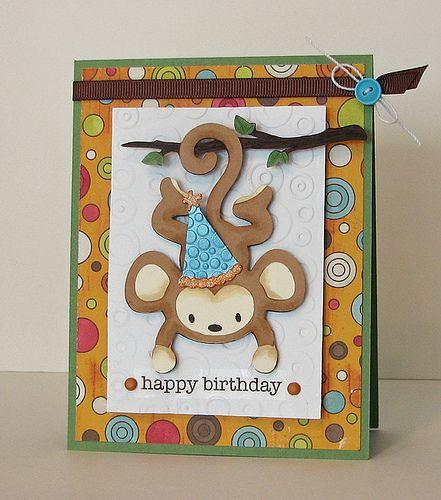 love them monkey theme