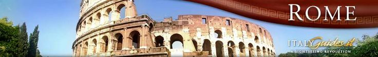 The Roman Colosseum and other buildings- virtual tours Rome