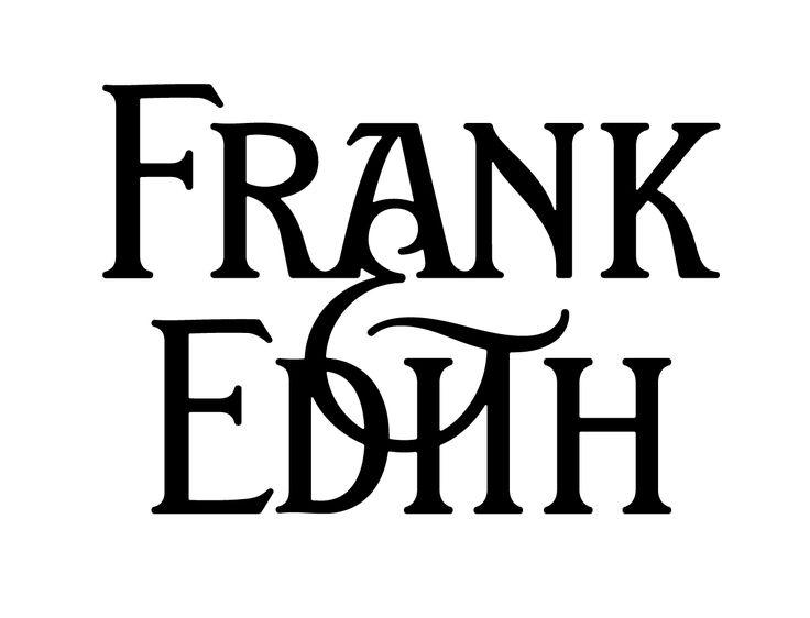 Frank & Edith by Simon Walker