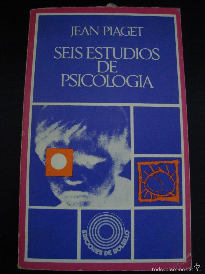 SEIS ESTUDIOS DE PSICOLOGIA. JEAN PIAGET. BARRAL 1972. - Foto 1