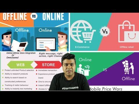 Mobile Phone Online Vs Offline Market, After Sales Support, How They Are Different and Why | Gadgets