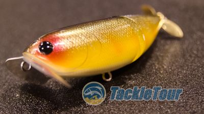 ICAST 2017 Coverage - Lucky Craft Teckel Lures