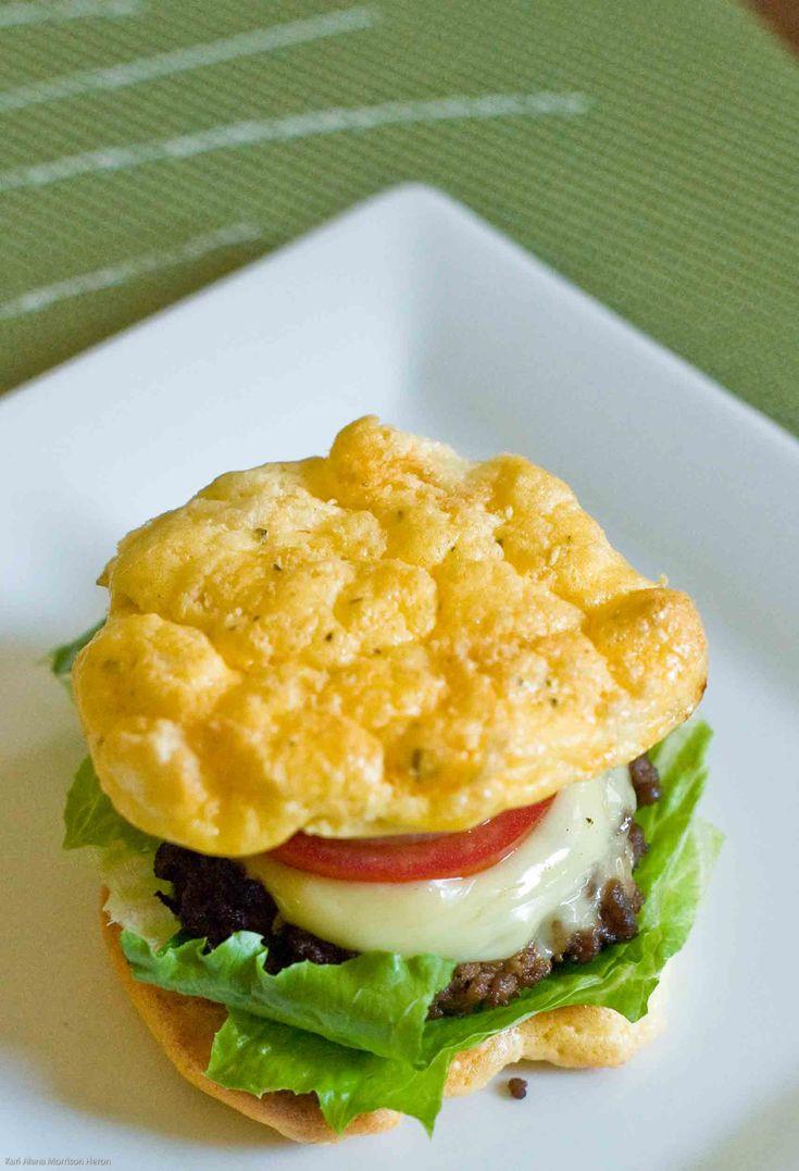 Low Carb Burger BUN!!!!!!!!!! | Low Carb | Pinterest ...