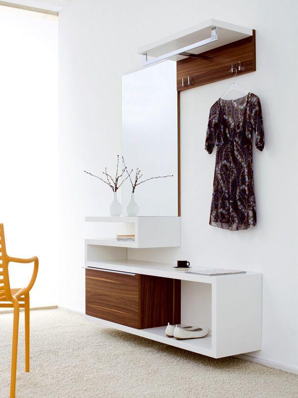 Moderne Flurm 246 Bel Garderobe Flurgestaltung Sudbrock