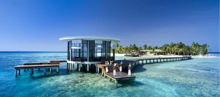 Created for Tranquil Pleasure: Jumeirah Dhevanafushi Resort, Maldives