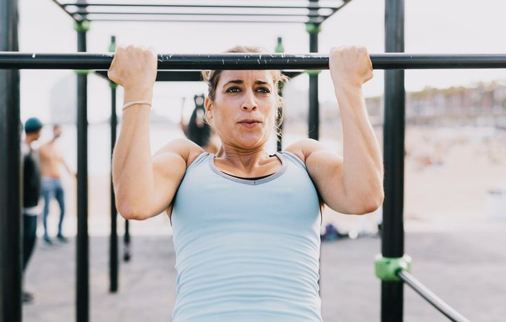 Try this intense 40-minute workout that will blast body fat in no time.