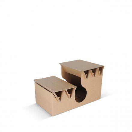 Carton Factory Banco per bambini Squola Lovepromo
