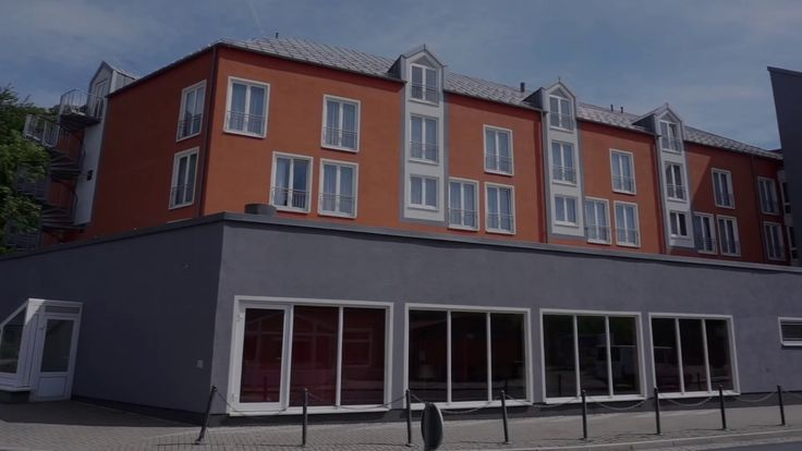 Review: Hotel Tanne, Ilmenau, Thuringia, Germany - June 2017