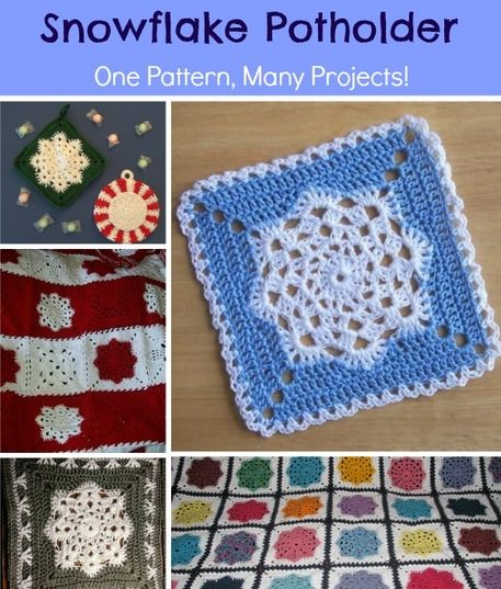 180 best Crochet potholders images on Pinterest