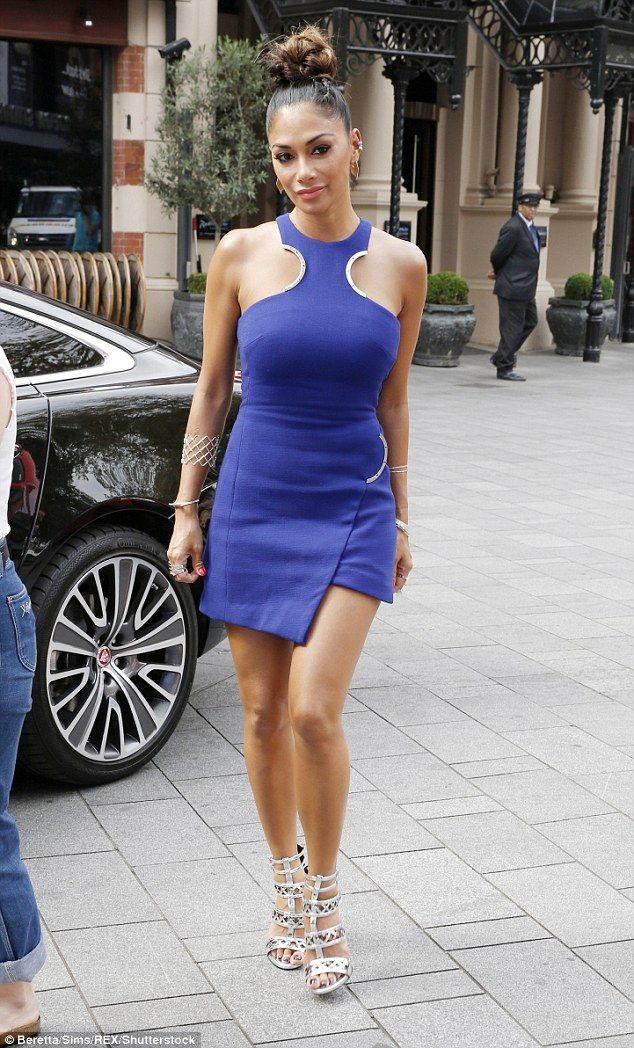 Marvelous 25 Best Ideas About Nicole Scherzinger On Pinterest Bronze Short Hairstyles Gunalazisus