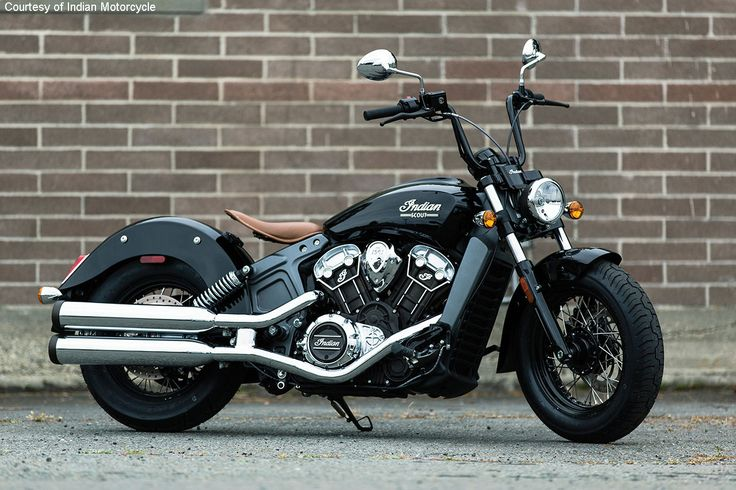 2016 Indian Scout   2016 Indian Motorcycle Line Photos