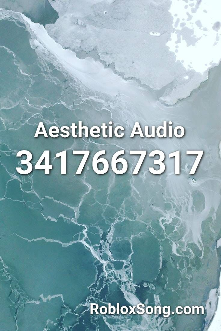 Aesthetic Music Roblox Id Code