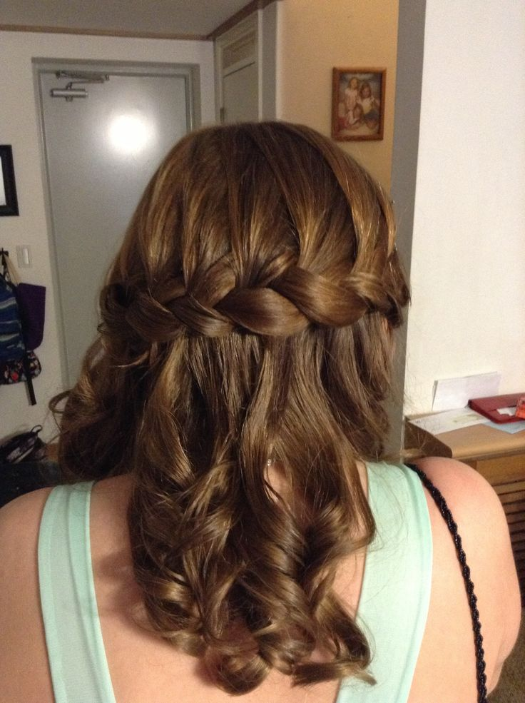 hair styles for a party 1000 ideas about semi formal hair on formal 1067 | 1067edbdbb95e1bb19fe3c6ccedc2cc2