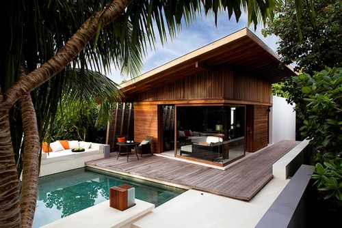 .: Dreams Houses, Dreams Home, Architects, Huts, Living Spaces, Maldives Resorts, Beaches Home, Pools Houses, Beaches Houses