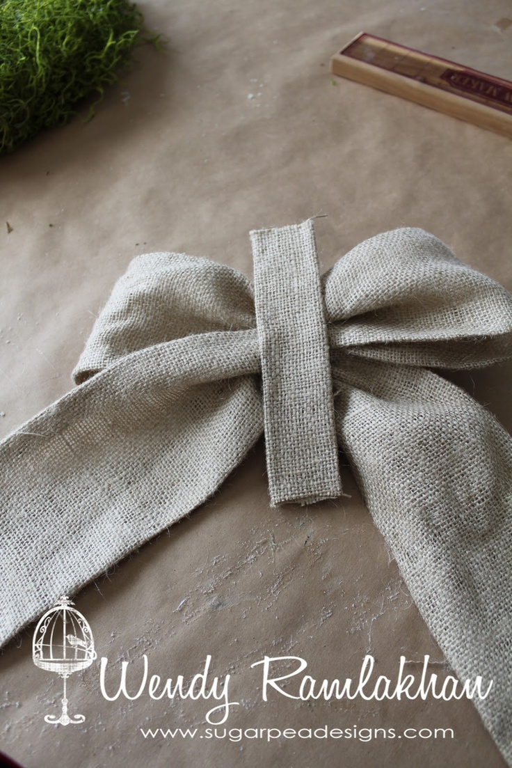317 best Ribbons and Bows images on Pinterest | Ribbon bows, Ribbons ...