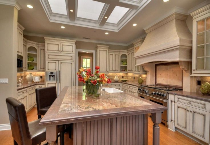 Best 4440 Best Luxe Kitchens Images On Pinterest Kitchens 640 x 480