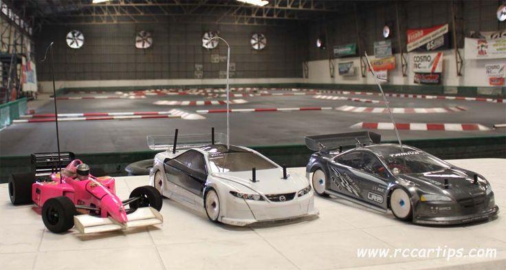 On-Road RC Cars