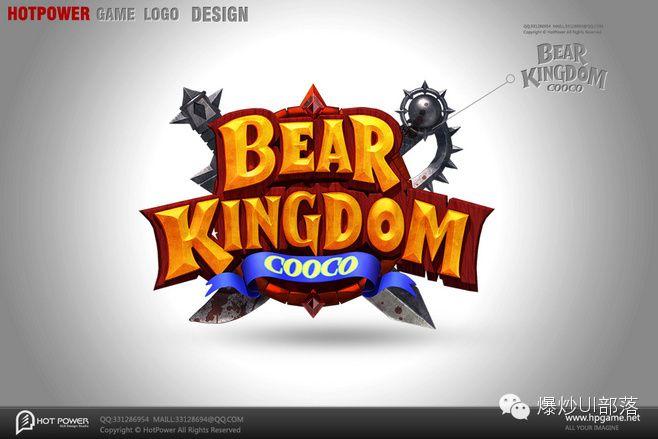 300余款外文游戏logo大赏!