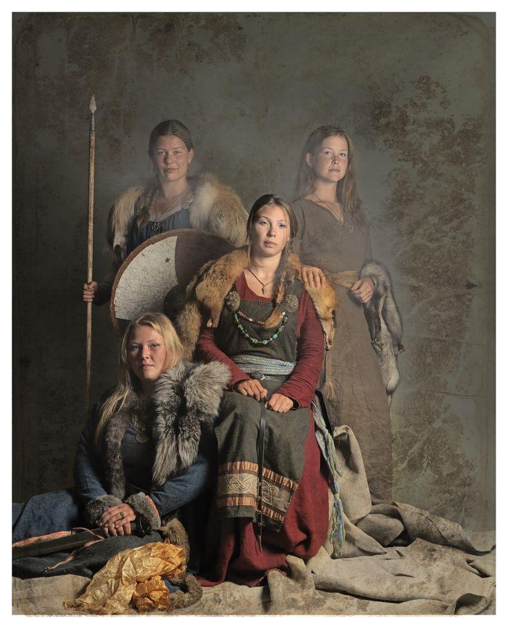 Vikings by Jim Lyngvild Modern day viking inspiration. Costumes are all hand made and original. Facebook profile: https://www.facebook.com/jim.lyngvild Shielsmaidens