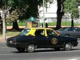 Renault 12 1991 Taxi Bs As. Argentina