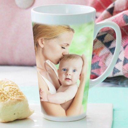 Stort latte krus