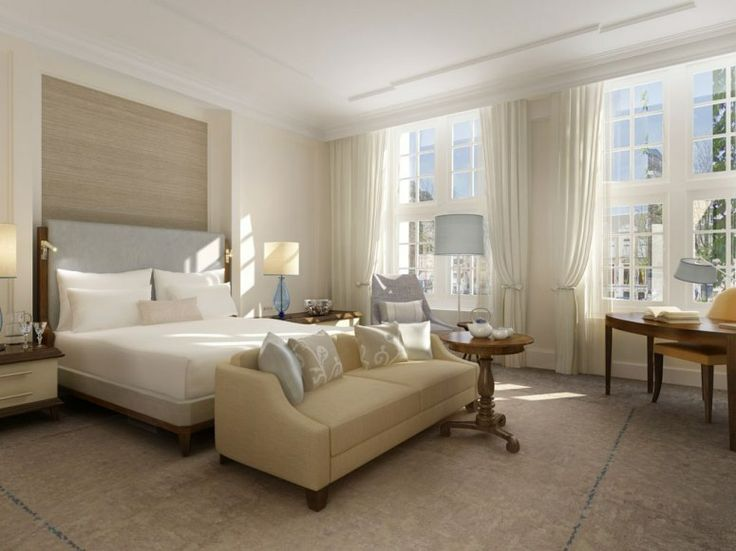 First Look Inside the New Waldorf Astoria Amsterdam: Guest rooms