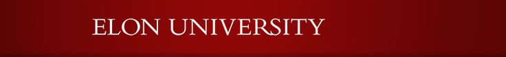 Elon University - list of conferences