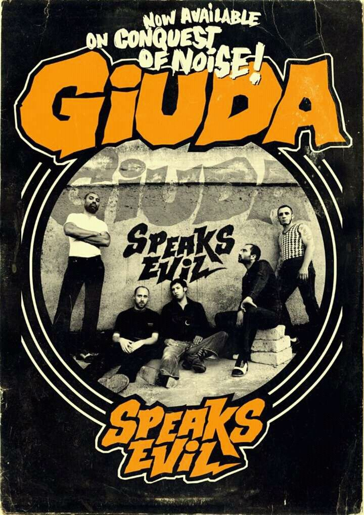 Out soon in Australia on Conquest Of Noise. Pre-order now & get this very limited bonus poster. #newalbum #gatefold #giuda #giudahorde #giudafan #conquestofnoiserecords #limitededition #vinylrecords #australia #indiemusic #freeposter