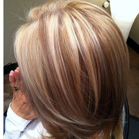 The base and lowlights are Paul Mitchell The Color. The base is 8WB and 9NB and…