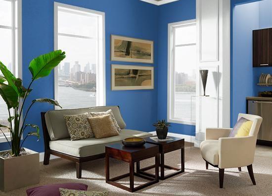 10 советов: выбираем цвет краски для стен
