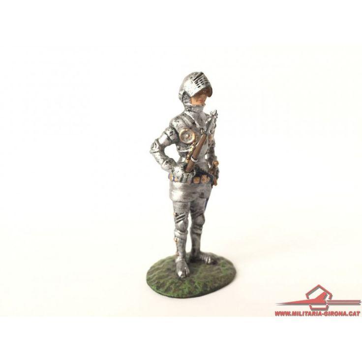 caballero-ingles-siglo-xiv-caballeros-medievales-a-pie-132-altaya