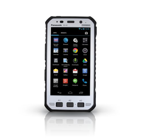 "Panasonic Toughpad FZ-X1 Android Phone 1.7GHz Quad Core 4G LTE 5"" Barcode Reader HD MIL-STD 810G - New £1105+VAT"