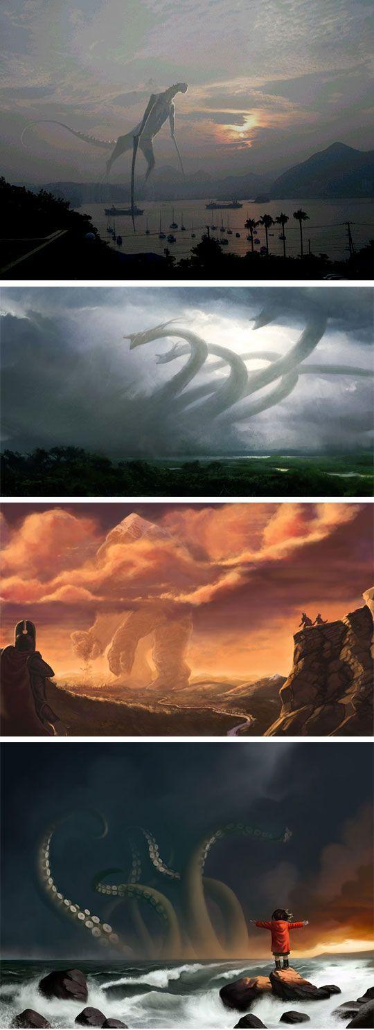 El regreso de los otros dioses de H.P lovecraft