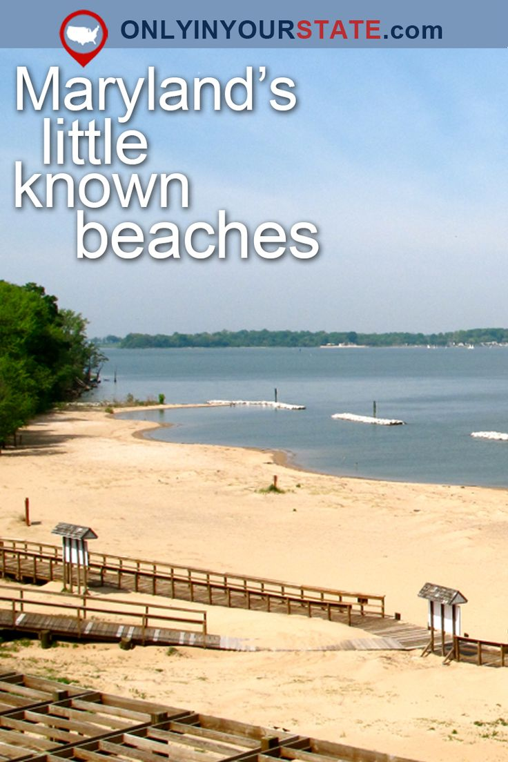 Travel | Maryland | USA | Places To Visit | Attractions | Hidden Gems | Natural Beauty | Outdoors | Adventure | Destinations | Things To Do | Vacations | Getaways | Little Known Beaches | State Parks | Beach | Maryland Parks | Maryland Beaches | Day Trips | Oceanfront | Islands | East Coast
