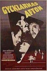 CINE(EDU)-643. Noche de circo = Gycklarnas afton. Dir. Ingmar Bergman. Suecia, 1953. Drama. Alberti, el propietario de un circo, abandona a su familia para entregarse a Anne, una orgullosa y apasionada amazona que mantiene relaciones esporádicas con un joven y neurótico actor. Pero el circo es un desastre y Alberti y su compañera se ven obligados a mendigar para sobrevivir. http://kmelot.biblioteca.udc.es/record=b1494483~S1*gag