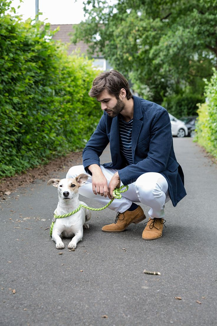 Our delightful friend Sami Falk Taha wearing his total ARISTOTELI BITSIANI outfit on a ride with his little buddy 🐶 #aristotelibitsiani #bitsianibloggers
