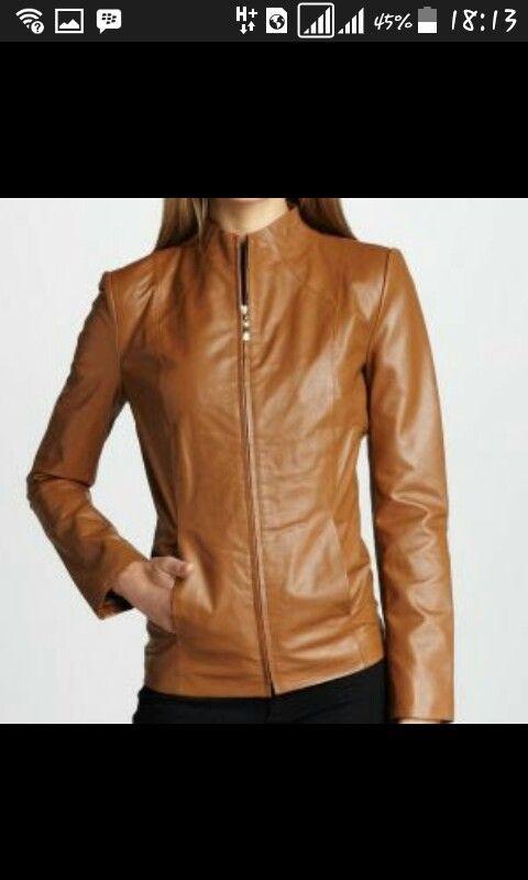 Jual jaket sintetis/kulit