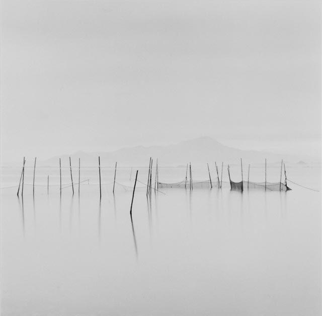 Les photos longue-exposition de Michael Kenna