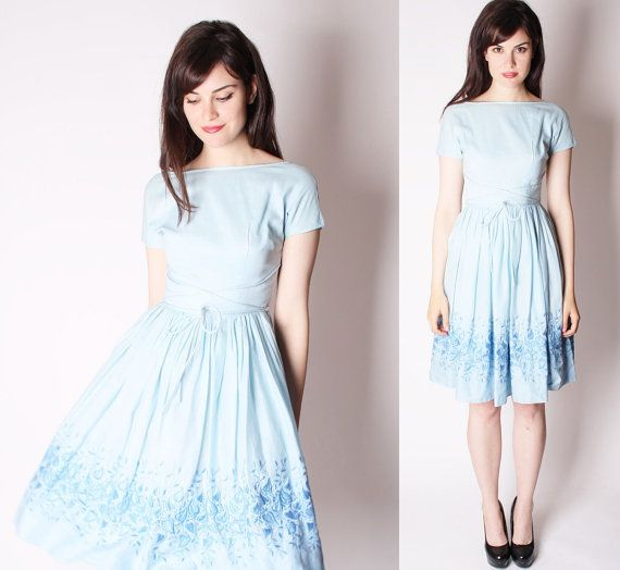 10  ideas about Pastel Blue Dress on Pinterest  Pretty dresses ...