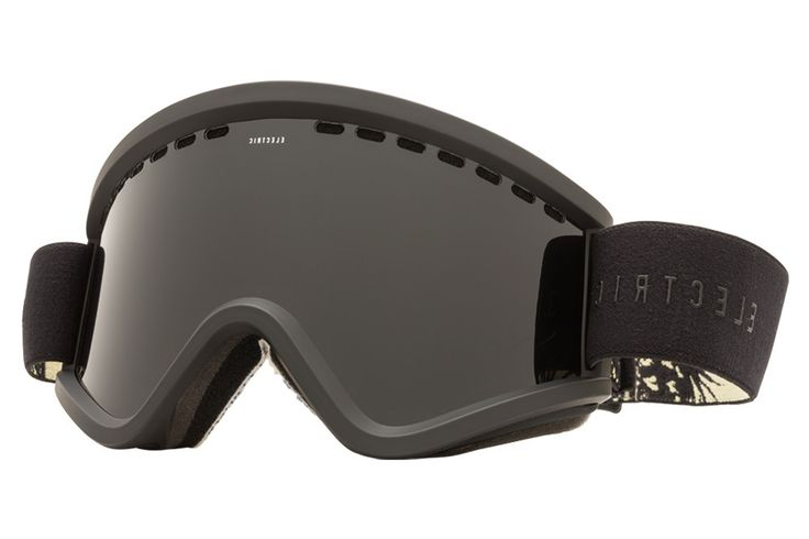 Electric - EGV Pinecones Tan Goggles, Jet Black Lenses