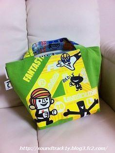 Tシャツトートバッグの作り方16