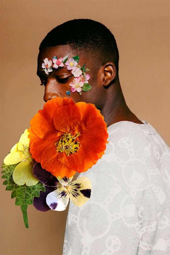 The Christopher Shannon Kidda Spring/Summer 2013 Lookbook is Eccentric #Fashion #Art trendhunter.com